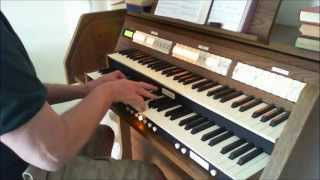 I KNOW THAT MY REDEEMER LIVES - Duke Street with Key Change - ORGAN