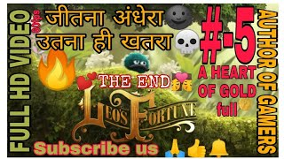 🔥LEO'S FORTUNE🔥 Amazing adventure mobile game | ACT-5-A Heart of Gold-end || by author of gamers