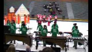 Liberty Middle School at San Joaquin Valley Percussion Review (SJV)