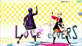 Project DIVA: World's End Dance Hall (Kaito, Len)