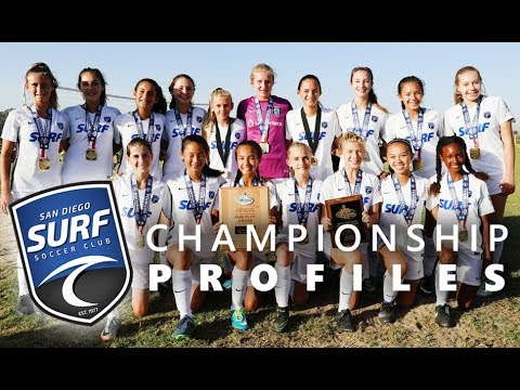 Championship Profiles: San Diego Surf (Cal South Soccer)
