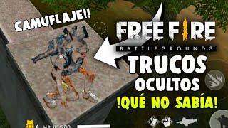 TRUCOS OCULTOS EN FREE FIRE QUE TU NO SABIAS¡¡ - BUGS EN FREE FIRE OCULTOS - JORPA_17