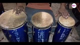 How to play congo for Aparaadini Yesayya song //congo beat 3//telugu congo class
