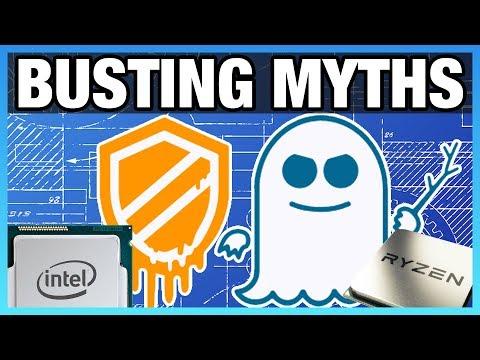 Myths About Meltdown & Spectre: Expert Interviews