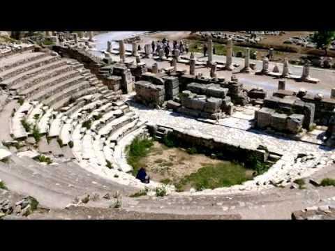 Cidades Históricas da Turquia: Ankara, Konia, Afrofísias e Hierápolis