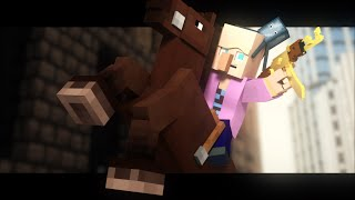 "♫ ""Get Squiddy wit me"" - A Minecraft Parody song of ""Talk Dirty"" By Jason Derulo (Music Video)"