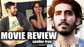 LION | Dev Patel | Movie Review by Jaby Koay & Cortney Wright!