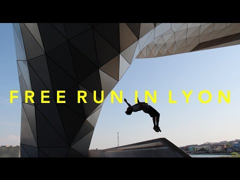 FREE RUN IN LYON
