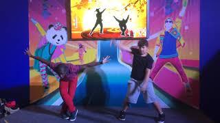 Just Dance 2018 - Dharma by Headhunterz & KSHMR ALTERNATE (Brasil Game Show 2017)