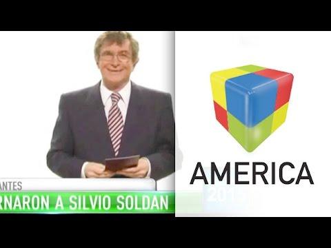 Internaron de urgencia a Silvio Soldán