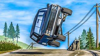EXTREME CRASHES #40 - BeamNG Drive