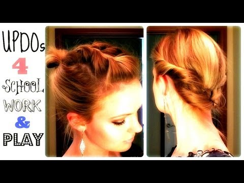 4-quick-updos-4-school,-work,-and-play