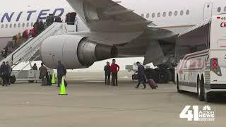 Chiefs board flight to Miami for Super Bowl LIV