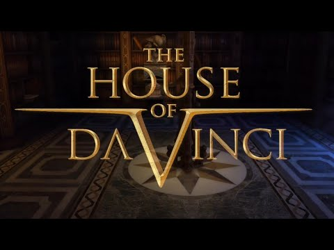 The House of Da Vinci : introduce gameplay  