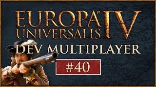 Europa Universalis IV Cossacks - Dev Multiplayer - Pt. 40