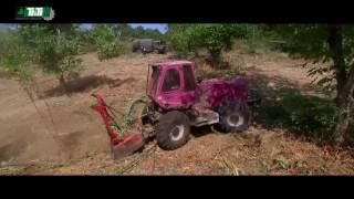 MERLO TREEMME traktor leśny, maszyny leśne, mulcher, las, utrzymanie zieleni