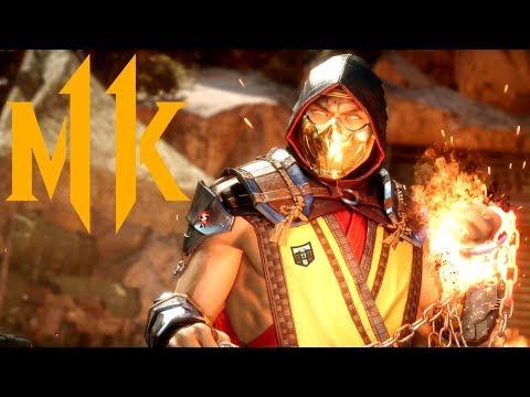 BARAKA IS BRUTAL: Mortal Kombat  – Online Matches (Stress Test)