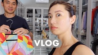 VLOG: Slater (The Hubs) Styles Me for a Week #Bisaya | Kryz Uy
