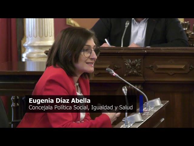 Rueda de Prensa - Salon de plenos del Concello 15/04/2020