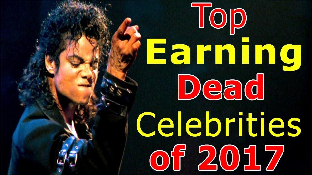 Richest dead celebrities