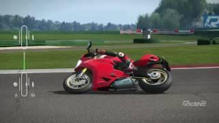 Ride 2 PS4P シーズンイベント ドカティ・ハイパースポーツ 1299Sでヴァレルンガ ミディアム