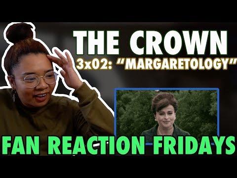 "THE CROWN Season 3 Episode 2: ""Margaretology"" Reaction & Review | Fan Reaction Fridays"