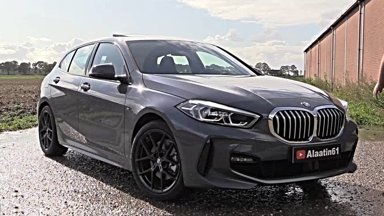 Bmw 1 Series Sport 2020 Black