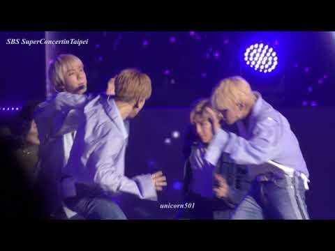 180707 BTS DNASBS Super concert in Taipei