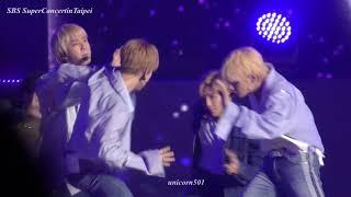 Video 180707 BTS DNA  SBS Super concert in Taipei download MP3, 3GP, MP4, WEBM, AVI, FLV Agustus 2018
