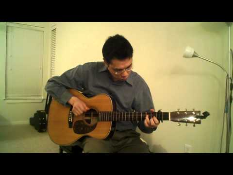 Forever Love - Wang Lee Hom 王力宏 (Fingerstyle Guitar)