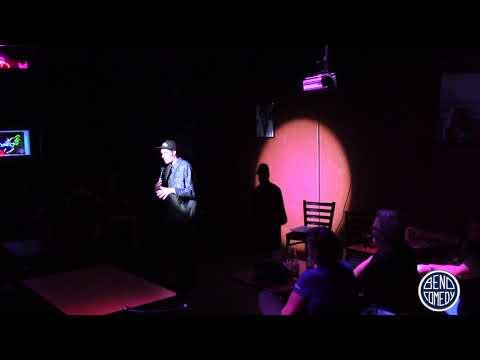Alex Avery   Bend Comedy   04 26 2018   Double J Saloon