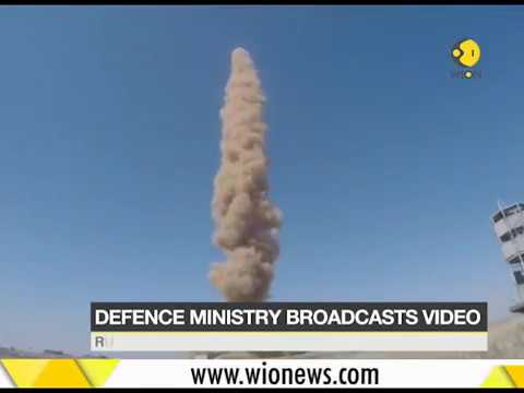 Russian ballistic missile defence system tested in Kazakhstan