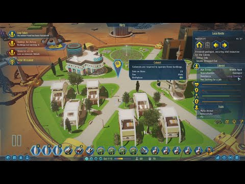 Surviving Mars: Quick Look
