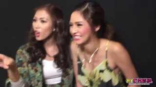 EXCLUSIVE: Bea Alonzo interviews Kim Chiu & Alex Gonzaga for