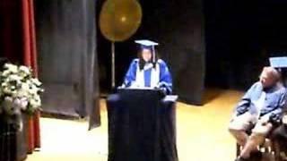 Tech Graduation 07: Aira's Speech