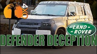 Baixar New Land Rover Defender a HOAX? And could it ever be the best 4x4xFar?