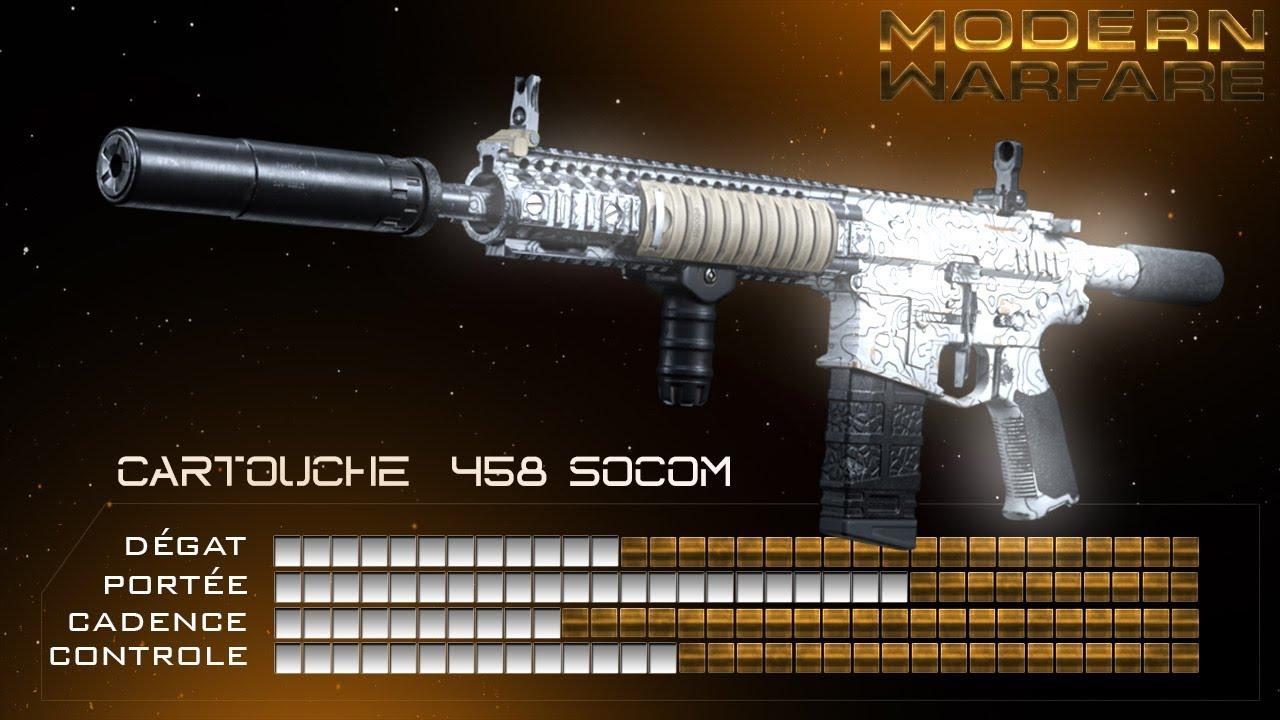 458 Socom Call Of Duty