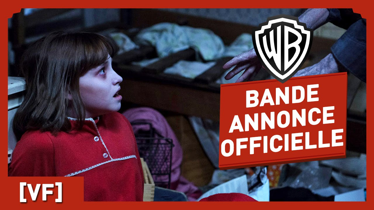 Download Conjuring 2 - Bande Annonce Officielle (VF) - James Wan