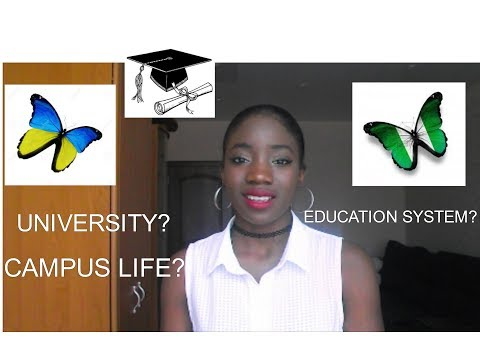 UKRAINE VS NIGERIA || (UNIVERSITY, SYSTEM, CAMPUS LIFE E.T.C) + A SPECIAL REQUEST