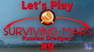 Travel Time (Episode 9) - Surviving Mars: Russia Let's Play