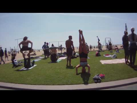 Muscle Beach Santa Monica California 2017