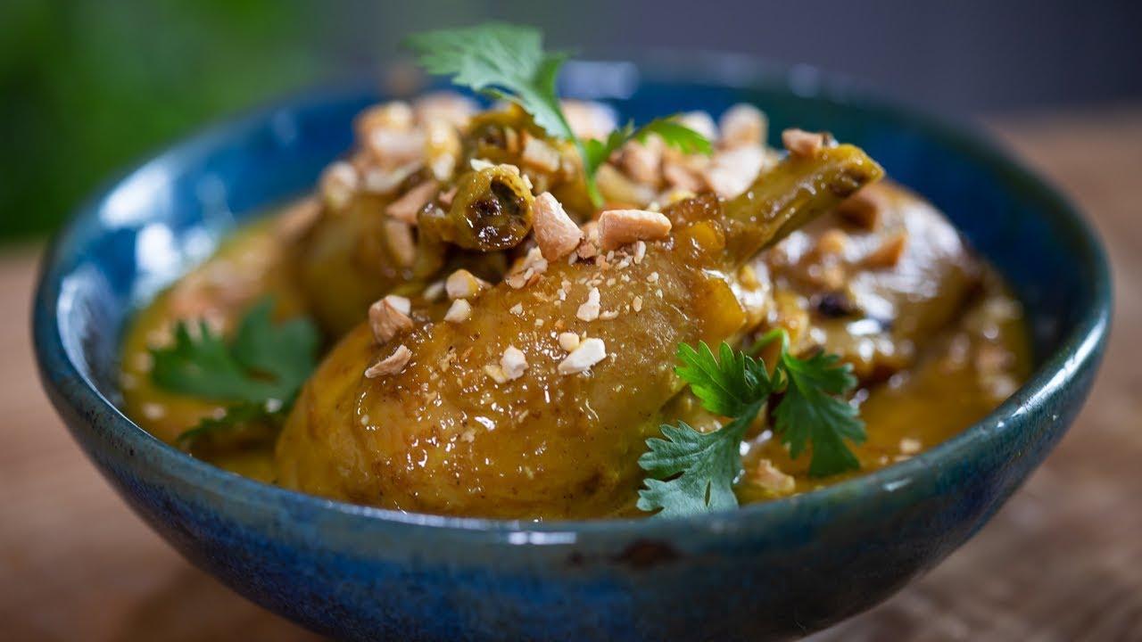 Kurczak Korma Pyszny Przepis Kuchnia Indyjska Umami