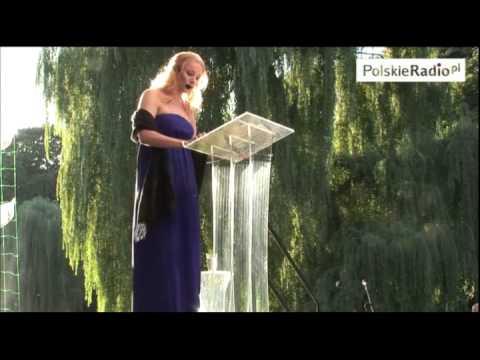 """Narodowe Czytanie 2012: Sonia Bohosiewicz """"Pan Tadeusz. Księga V - Kłótnia"""""""