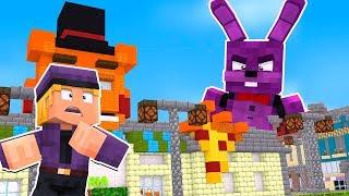 GIANT BONNIE!? | Minecraft FNAF Roleplay
