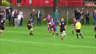 James McCaig Rugby Highlights
