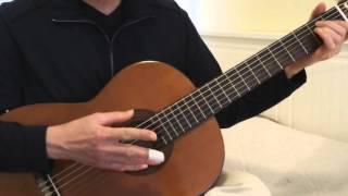 """Hướng Dẫn Guitar Solo Đoạn Dạo Đầu (Intro.) Bài """"NHỮNG ĐỒI HOA SIM"""""""