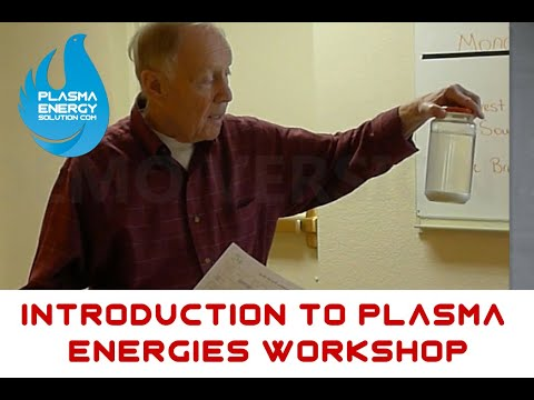 Introduction Plasma Energies Workshop