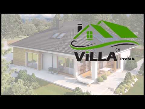 Prefabricated houses (VILLA PREFAB) JORDAN