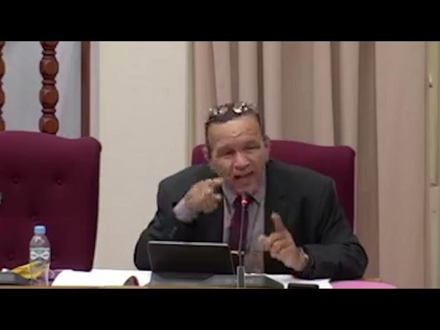 Parlamentario Endy Croes