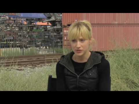 Leverage ;; behind the scenes  ●  beth riesgraf : fearless female { stunts }